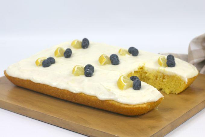 lemon sheet cake recipe with sour cream